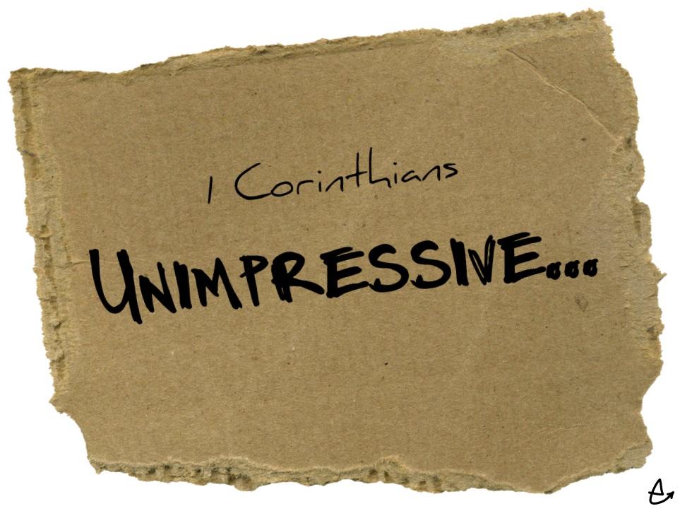 Unimpressive ppt E1